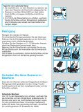 8000 - Braun Consumer Service spare parts use instructions manuals - Page 5