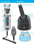 SyncroPro System - Braun Consumer Service spare parts use ... - Page 3