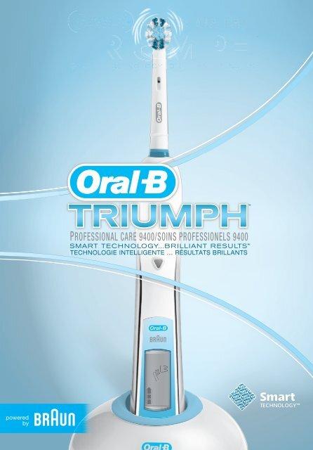 professional care 9400/soins professionels 9400 - Braun Consumer ...