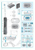 with wireless SmartGuide - Braun Consumer Service spare parts ... - Page 3