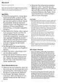 with wireless SmartGuide - Braun Consumer Service spare parts ... - Page 5