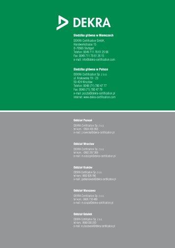 Auditorium 2/2008 PDF - Dekra