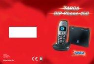 Targa DIP Phone 450 - Targa Service Portal