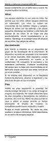 MANDO A DISTANCIA UNIVERSAL TELECOMANDO UNIVERSALE - Page 6