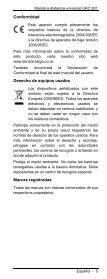 MANDO A DISTANCIA UNIVERSAL TELECOMANDO UNIVERSALE - Page 7