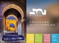 Programa de Actividades Milenio 2014-Almería.pdf