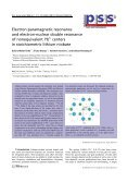 status solidi physica - Department of Physics - Montana State ... - Page 2