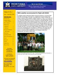 Volume 15, No 1: April to September 2008 - Department of Physics ...