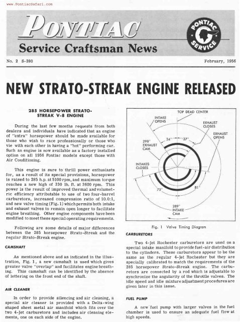 Pontiac Diagram Engine 3 1and