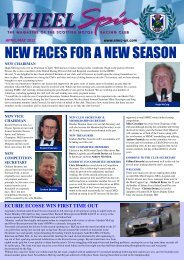 WheelSpin April 2012 - Scottish Motor Racing Club