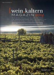 wein.kaltern Magazine 2014 IT