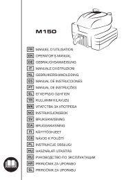 Engine Manual RV150, RV40 & V35 - Service Link
