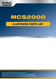 MCS2000 2012 - GGP France