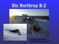 Die Northrop B-2
