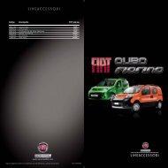 AF Diptico accesorios QUBO - Servicios Fiat