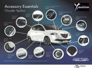 Accessory Essentials - Servicios Fiat