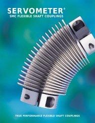 """SMC"" Flexible Shaft Couplings - Servometer"