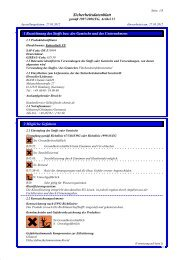 Sicherheitsdatenblatt - Servoprax GmbH