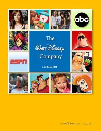 Fact Book 2004 - Disney - ESPN