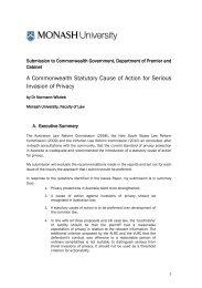 Normann Witzleb [PDF 657KB] - Attorney-General's Department