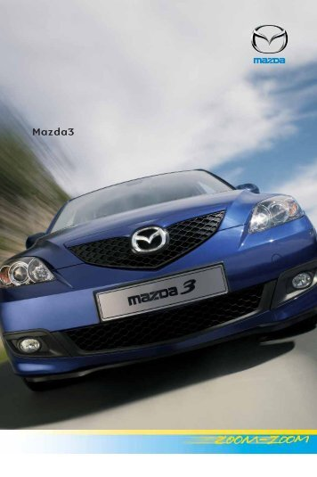Mazda3 - Van Leasing and Car Leasing