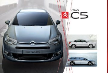 citroën c5 - Van Leasing and Car Leasing