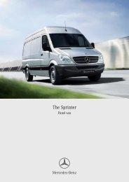 The Sprinter - Van Leasing and Car Leasing