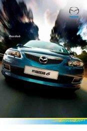 Mazda6 - Van Leasing and Car Leasing