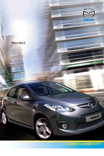 Mazda2 - Van Leasing and Car Leasing