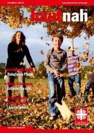 Das Leben ist Liebe, genieße - Caritasverband Wolfach-Kinzigtal eV