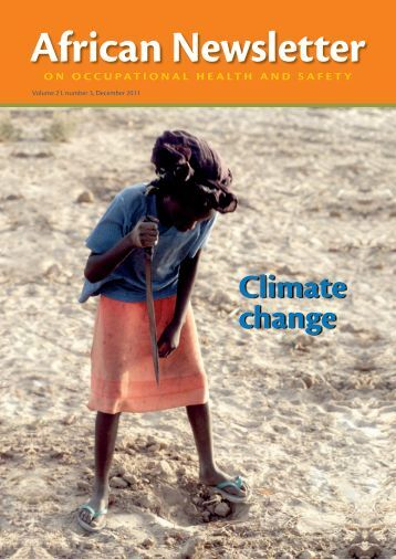 African Newsletter 3-2011 Climate change