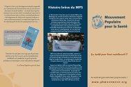 Téléchargez la brochure du MPS pour plus d'informations.