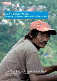 Third World Relief Fund – Steunfonds Derde Wereld – Fonds de ...