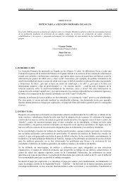 Informe SESPAS Sevilla 1999 1 OBJETIVO 28 POTENCIAR LA ...