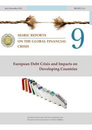 European Debt Crisis and Impacts on Developing Countries