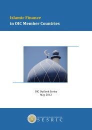 Islamic Finance in OIC Member Countries - Statistical, Economic ...
