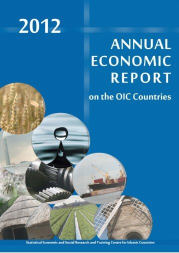 Annual Economic Report on the OIC Countries 2012 - Statistical