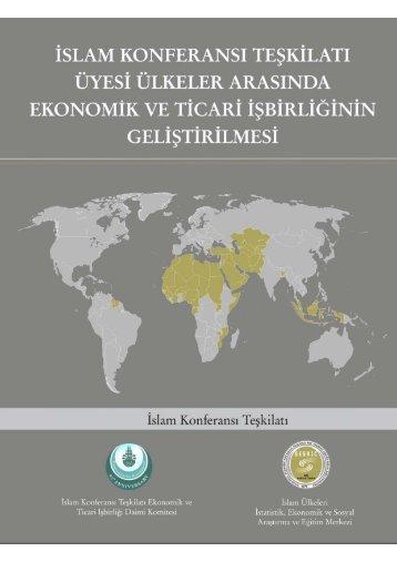 ĠKT Üyesi Ülkeler arasında Ekonomik ve Ticari ĠĢbirliği - Statistical ...