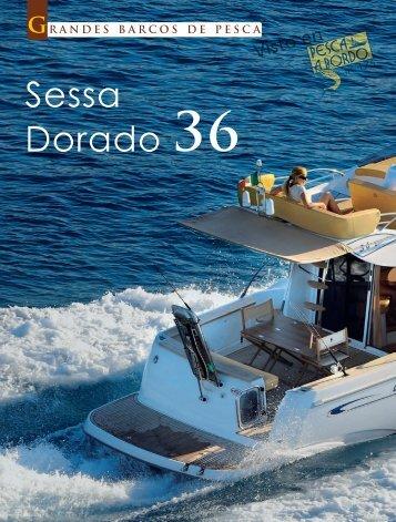 Sessa Dorado 36 - Sessa Marine