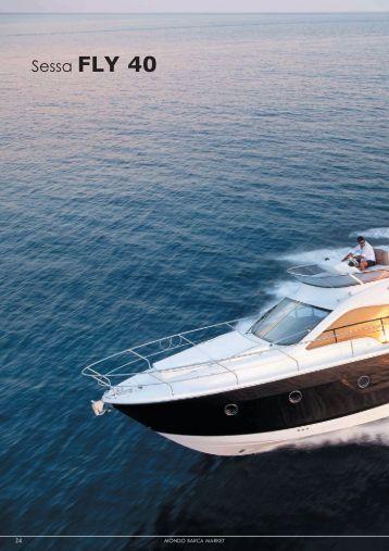barche a motore - Sessa Marine