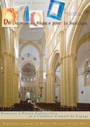 Un chemin de Paques pour la basilique - Sessions internationales ...