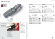 Wiha Standard bit. - Sesto International SRL