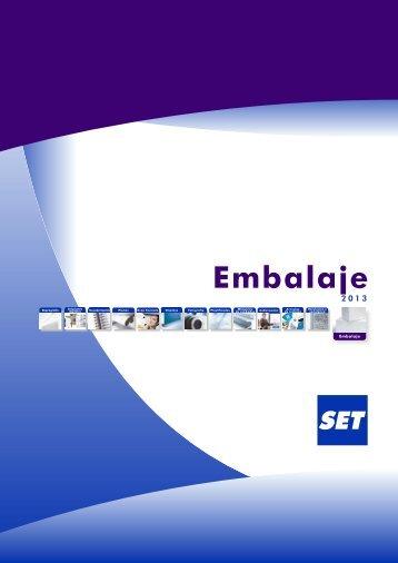 Catálogo Embalaje - Set