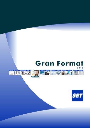 Catàleg Gran Format - Set