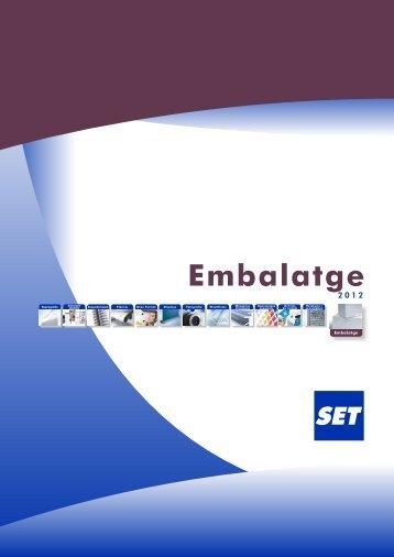 Catàleg Embalatge - Set
