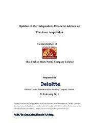 Attachment 7 to Invitation Letter-IFA Opinion-English - Birla Carbon