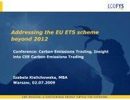 CEE-Carbon-Emission-Trading-2009-EU ETS beyond 2012