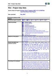 Mini - Project Idea Note - SETatWork - Sustainable Energy ...