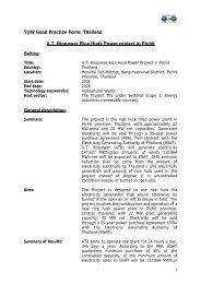 T@W Good Practice Form - SETatWork - Sustainable Energy ...