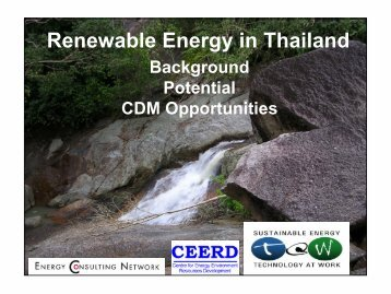 Slides - SETatWork - Sustainable Energy Technology at Work